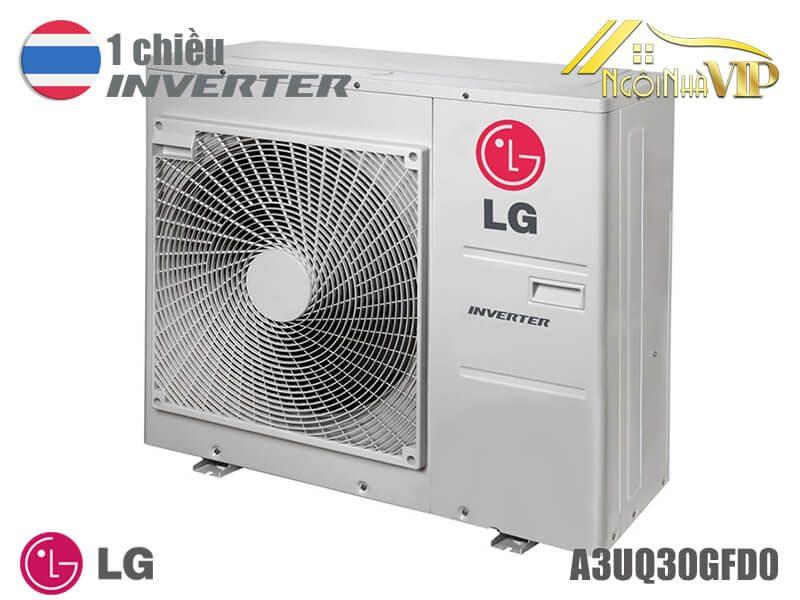 Dàn nóng điều hòa Multi LG A3UQ30GFD0 30000Btu 1 chiều