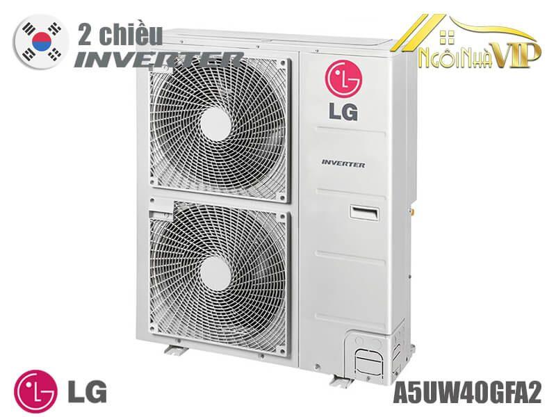 Dàn nóng điều hòa Multi LG A5UW40GFA2 38000Btu 2 chiều