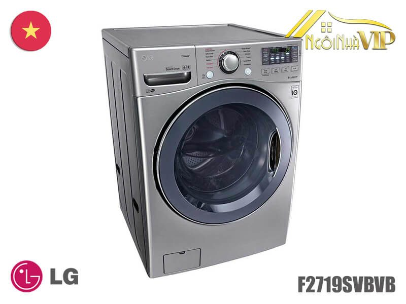 Máy giặt cửa trước LG F2719SVBVB