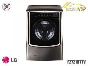 Máy giặt sấy cửa trước LG F2721HTTV