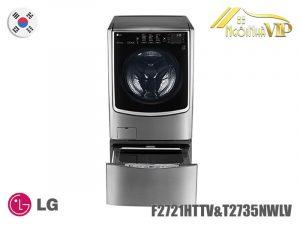 Máy giặt sấy cửa trước LG F2721HTTV-T2735NWLV