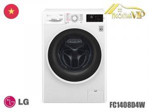 Máy giặt cửa trước LG FC1408D4W