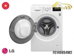 Máy giặt cửa trước LG FC1408S4W2