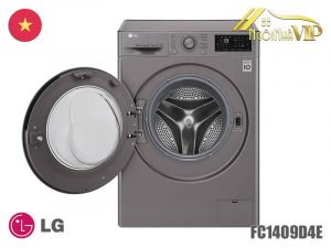 Máy giặt sấy cửa trước LG FC1409D4E