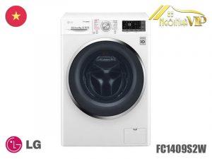 Máy giặt cửa trước LG FC1409S2W