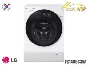 Máy giặt sấy cửa trước LG FG1405H3W