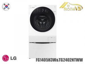 Máy giặt cửa trước LG FG1405H3W-TG2402NTWW
