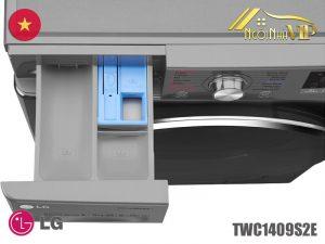 Máy giặt cửa trước LG TWC1409S2E
